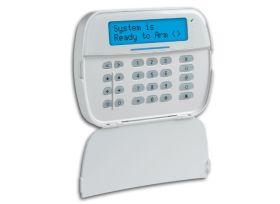 Tastatura wireless cu ecran LCD, 128 zone, DSC NEO-LCDWF