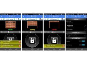 Modul Gate control Wi-Fi, Securecom Door Master 3