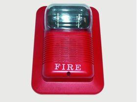 Sirena de interior piezo+flash NB-530-12