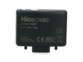 Receptor radio bidirectional cu 4 canale, Nice OXIBD