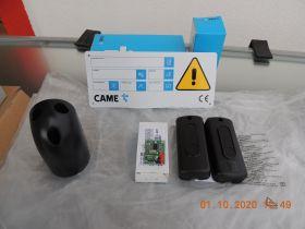 Kit Automatizare porti culisante de pana la 600Kg, CAME BXV, 8K01MS-004