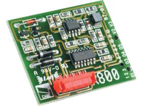 Placa de decodificare si gestionare a controlului accesului cu selectoare cu tastatura, Came