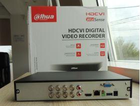 DVR HDCVI AHD TVI  CVBS Pentabrid 8 canale, 4K-N/5MP Dahua XVR5108HS-4KL-I2