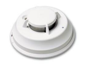Detector de fum radio (wireless) DSC WS-4916