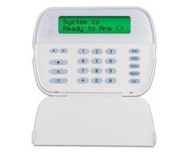 Tastatura wireless cu ecran LCD, cititor proximitate, DSC WT 5500P ALEXOR