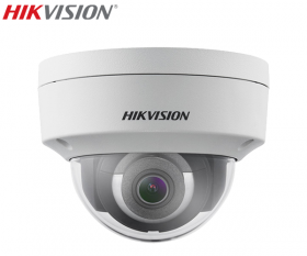 Camera de supraveghere video IP, 4MP, IR 30m, PoE, Hikvision DS-2CD2143G0-I