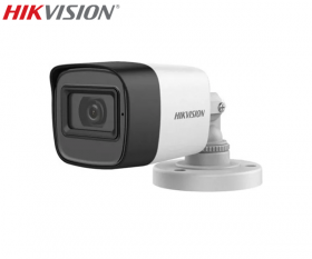 Camera supraveghere video Turbo HD, 2MP, IR 30m, Hikvision DS-2CE16D0T-ITFS