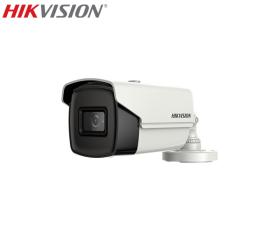 Camera supraveghere video Turbo HD, 8MP,  IR 80m, Hikvision DS-2CE16U1T-IT5F