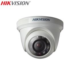 Camera supraveghere video Turbo HD, 2MP, IR 20m, Hikvision DS-2CE56D0T-IRPF