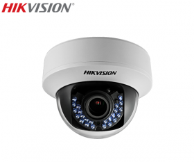 Camera supraveghere video Turbo HD, 2MP, IR 30m, Hikvision DS-2CE56D0T-VFIRE