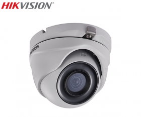 Camera supraveghere video Turbo HD, 2MP, IR 30m, Hikvision DS-2CE56D8T-ITMF