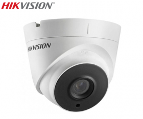 Camera supraveghere video, 5 MP, IR 40m, Hikvision DS-2CE56H0T-IT3F