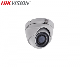 Camera supraveghere video Turbo HD, 5MP, IR 20m, Hikvision DS-2CE56H0T-ITMF