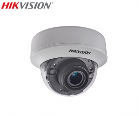 Camera supraveghere video, 5 MP, IR 40m, Hikvision DS-2CE56H0T-ITZF