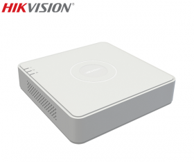 DVR Turbo HD 4 canale video, Hikvision DS-7104HQHI-K1(S)