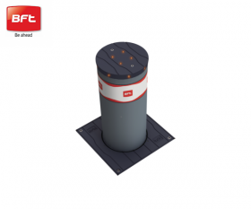 Cilindru retractabil electromecanic cu luminite, BFT, STOPPY MBB 219/500