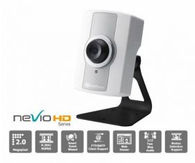 "Camera video IP de interior 2 Mpixel, 1/3"" Progressive Scan CMOS, Everfocus, EQN2200"