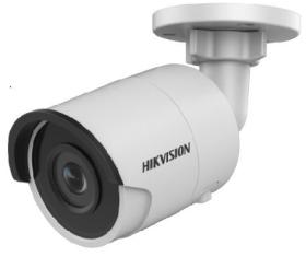 Camera supraveghere video IP, 8 MP, IR 30m, Hikvision DS-2CD2083G0-I