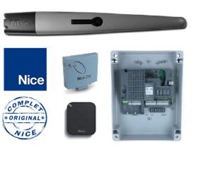 Kit automatizare pentru porti batante, Nice, TO5016KCE