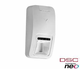 Detector PIR wireless cu oglinda, DSC PG-8974P