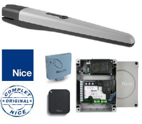 Kit automatizare pentru porti batante, Nice, TO5024IKCE