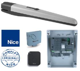 Kit automatizare pentru porti batante, Nice, TO4015KCE