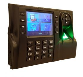 Sistem de pontaj cu amprenta si cartele EM, iClock 560+ID