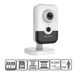 Camera IP 4.0MP, lentila 2.8mm, AUDIO, WI-FI, PIR, SD-card, HIKVISION - DS-2CD2443G0-IW-2.8mm