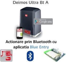 Modul telecomanda Bluetooth pentru automatizarile BFT Deimos Ultra A