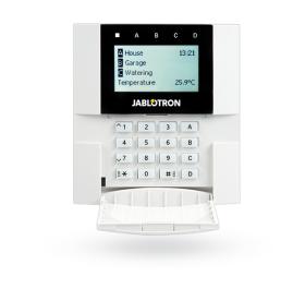 Tastatura LCD cu 4 butoane, Jablotron, JA-110E