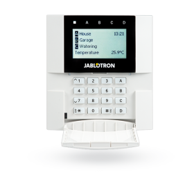 Tastatura LCD cu 4 butoane, Jablotron, JA-150E