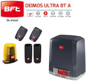 Automatizare porti culisante 400kg, BFT, DEIMOS A400ULTRA BT