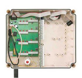 Receptor universal wireless pentru detector wireless, 868 MHz, 500 m, 4 canale, GJD392