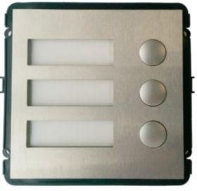 Modul videointerfon IP, butoane de apel Dahua VTO2000A-B