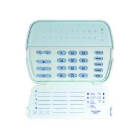 Tastatura cablata cu afisaj LED, DSC PK 5516