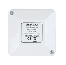 Doza derivatie interfon Electra DDA.000