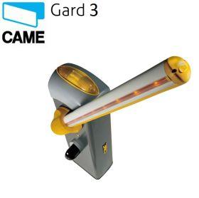 Bariera auto stradala cu bara de 3m, CAME Gard 3, G3000ISX
