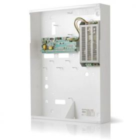 Sistem alarma LCD, 10 zone, 10 partitii, SmartLiving 1050L
