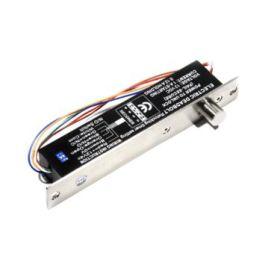 Yala electrica tip Bolt, monitorizare usa, temporizare, LED, YLI YB-700B