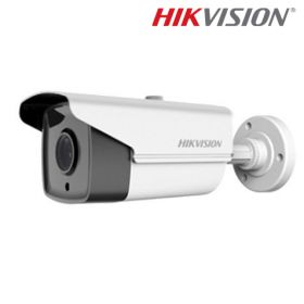 Camera supraveghere video Turbo HD, 2 MP, IR 80m, Hikvision DS-2CE16D0T-IT5F