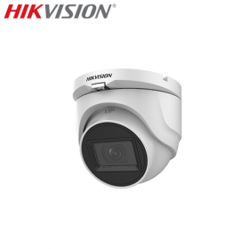 Camera supraveghere video, 5MP, IR 30m, Hikvision DS-2CE76H0T-ITMF
