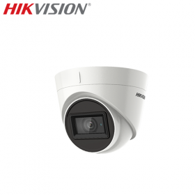 Camera supraveghere video 5 MP, IR 60 m, Hikvision DS-2CE78H8T-IT3F