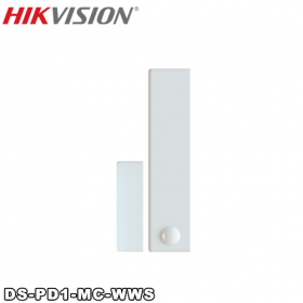 Contact magnetic wireless, 868MHz, Hikvision, DS-PD1-MC-WWS