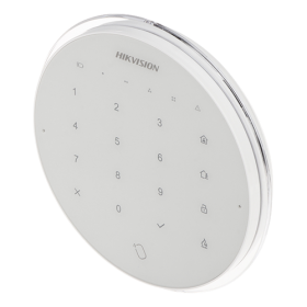 Tastatura wireless cu cititor card, 868 Mhz, HIKVISION, DS-PKA-WLM-868-W