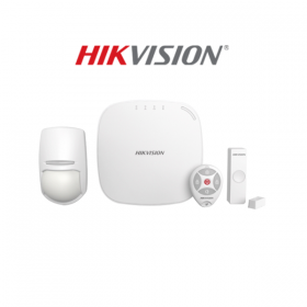Kit sistem de alarma Wireless, Lan + WiFi + 3G/4G, Hikvision DS-PWA32-NKS