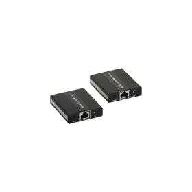 Set extender HDMI Signal (Cat.5/5e/6: 80/100/120m, cu IR)