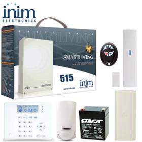 Sistem de alarma wireless, Inim SmartLiving 515