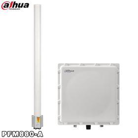 Transmitator video wireless 5G cu antena externa, Dahua, PFM880-A