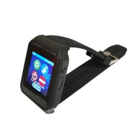 Receptor mobil sub forma de ceas cu display grafic LCD Y-P3-AM