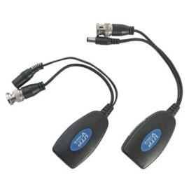 Balun video/alimentare pasiv pentru cablu UTP YLI UTP101PV-A2